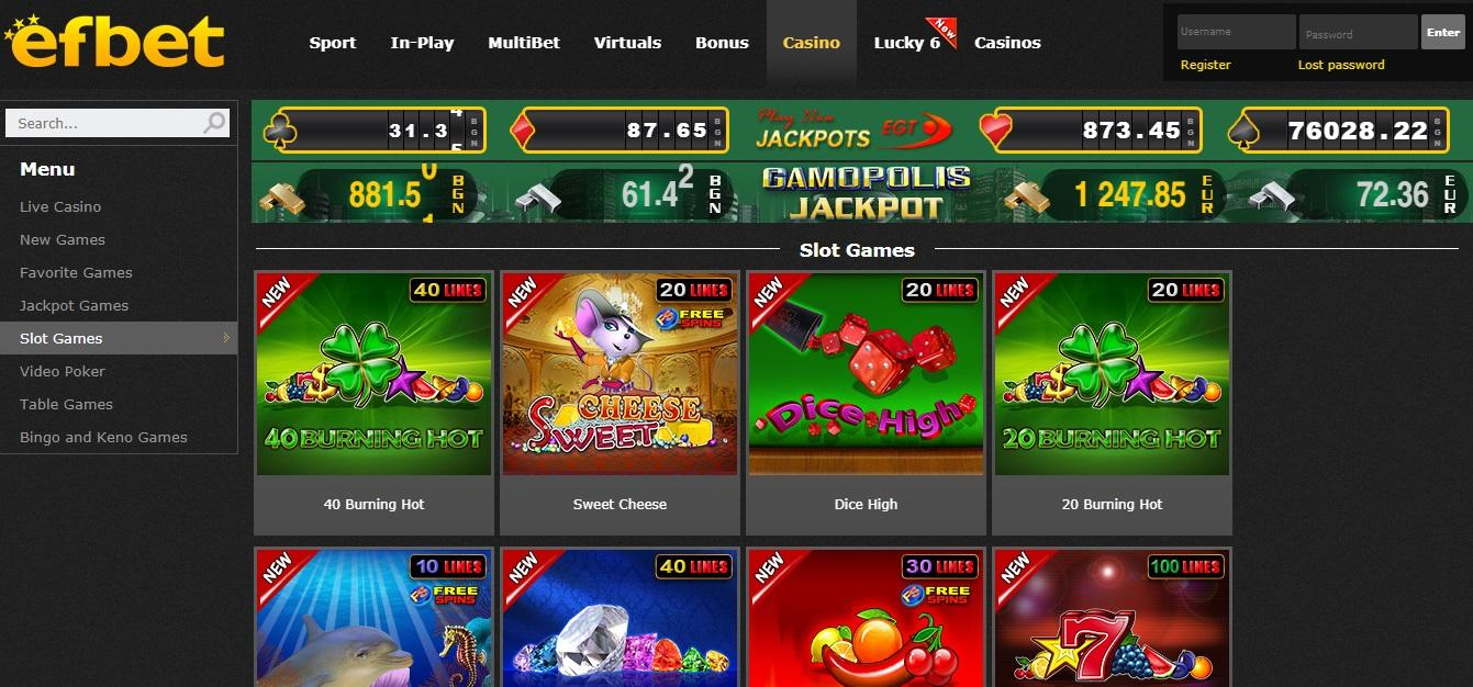 online casino highest jackpot